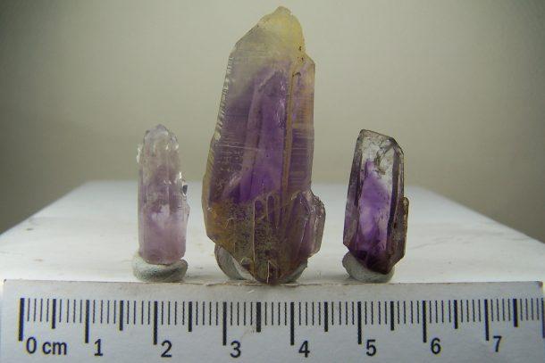 Amethyst crystals from Amatitlan, Guerrero, Mexico 1