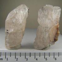 Danburite crystals from Durango, Mexico