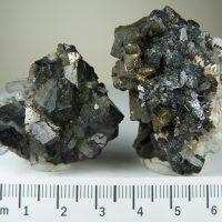 Sphalerlite specimens from Huanzala Mine, Peru