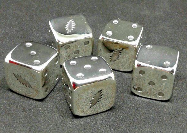 silver-dice